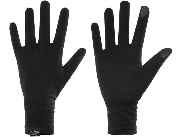 Arc'teryx Gothic - Guantes - negro